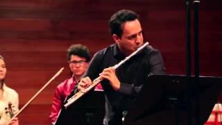 Concierto para flauta y orquesta en Re menor