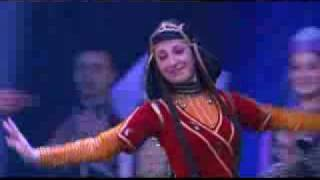Georgian Dance Lezgi from Tiblisi