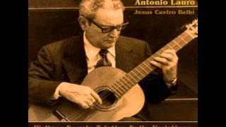 Venezuelan Waltzes, Sonata, Triptico, Suite & Variations