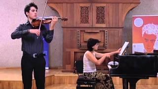Aram Khachaturian International Competition 2012 - I round