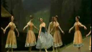 Giselle- Escenas del acto I