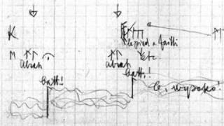 Trois poèmes d'Henri Michaux - II Le Grand Combat