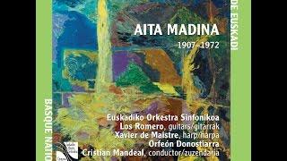 Concertino Vasco para arpa y orquesta de cuerdas