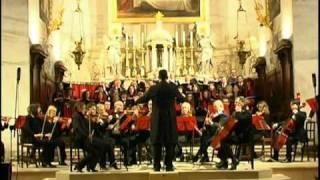 Salmo XVIII  'I cieli immensi narrano'