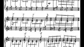 3 Burlesques op. 8