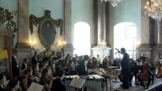 Concerto pour marimba, vibraphone et orchestre - III Mov. Vif