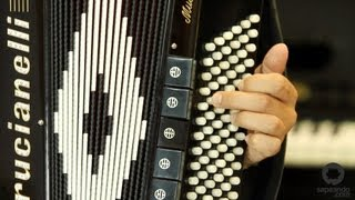 Colocando la mano izquierda - Aprende a tocar el acordeón