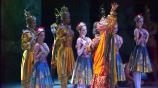La Bayadère. Ballet en tres actos