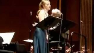 Beatrice et Benedict  - Hero's aria: Je vais le voir