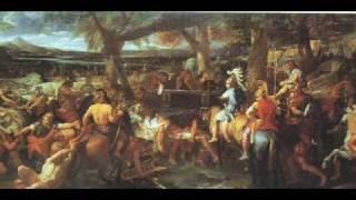 Symphonies pour les Soupers du Roy - 5º Suite La Grande Piéce Royal