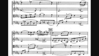 String Quartet No. 3 in D flat Major