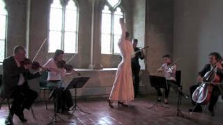 Quinteto G. 448 - Fandango (con castañuelas)