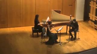 Sonata in E Minor for oboe, bassoon, and continuo