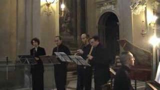 Concert in c min. for 4 flutes & b.c.