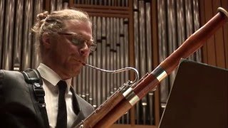 Concerto for Bassoon and Orchestra - Preview