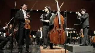 Grande Duo Concertante para Violino e Contrabaixo (Part II)
