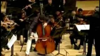 Gran Concierto para contrabajo y orquesta I Mov