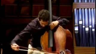 Gran Concierto para contrabajo y orquesta II Mov