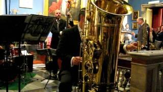 Sub-contrabass sax and Soprillo saxophone