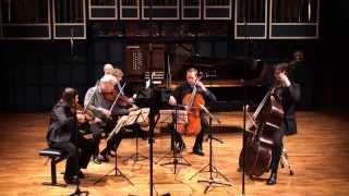 "Quinteto con piano en La M ""La trucha"""