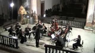 Concerto para orquestra de cordas (I Mov. Andante-Allegro)