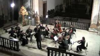 Concerto para orquestra de cordas (II Mov. Andante - Adagio)