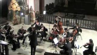 Concerto para orquestra de cordas (III Mov. Andante-Allegro)