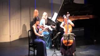 Piano Trio in G minor - 2nd Movement
