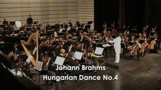 Hungarian Dance No. 4