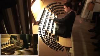 Suite pour Orgue Op. 5 - Toccata