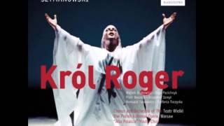 King Roger. Ópera en tres actos