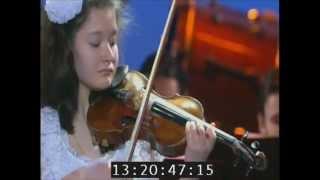 Concert suite for violin & orchestra - V Mov. Tarantella