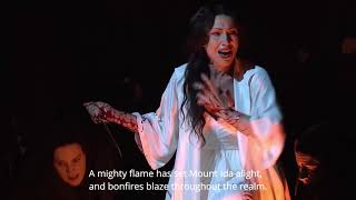 Oresteia (Ópera en tres actos)