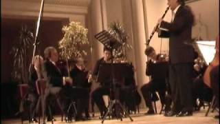 Concertino for clarinet - Part 2