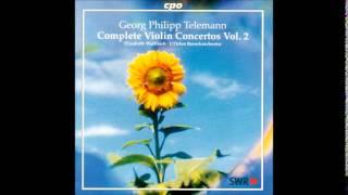Violin Concertos Vol 2