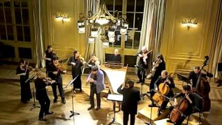 Recorder Concerto in C Major - IV Movement