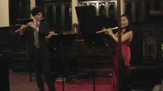 Andante and Rondo flute duet