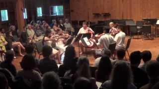 Sextet, 1st mvt, Allegro Moderato