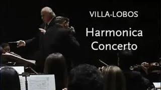 Concierto para armónica y orquesta - I Mov