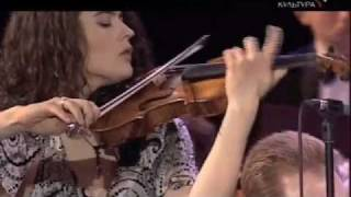 Double concerto for violin (clarinet) and viola