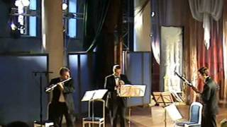Trio g - moll for flute, oboe & bassoon