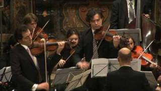 Concerto a minor for two violins