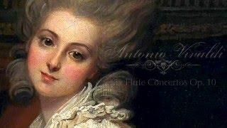 Six Flute Concertos Op 10