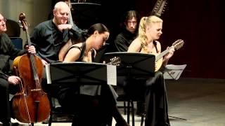 Concerto for two mandolins G-dur (comienza en el 1´25´´)