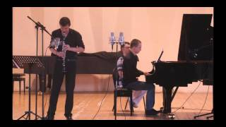 Concertino op.47 for clarinet