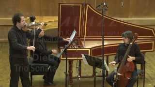 Trio Sonata Op. 2 No. 3 (1/3)
