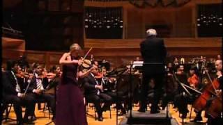 Concierto para violín y orquesta - I Mov