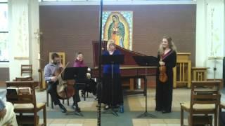 Trio Sonata No. 1 in G major