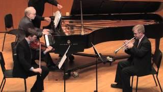 Trio for Trumpet, Violin, and Piano