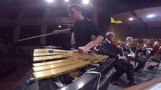 Concerto pour Vibraphone et Orchestre à Cordes